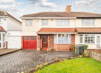 Meadowfield Road, Rubery, Birmingham B45. 4 bed semi-detached house for sale