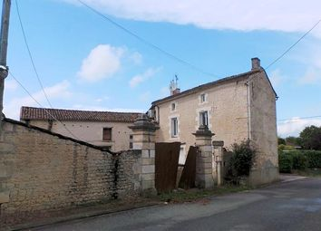 Thumbnail 4 bed property for sale in Genac, Poitou-Charentes, France