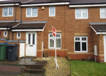 Thumbnail 2 bed terraced house for sale in Poppy Drive, Walsall