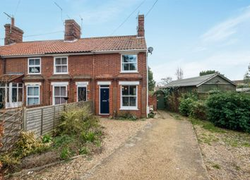 Thumbnail 2 bed semi-detached house for sale in London Road, Beccles