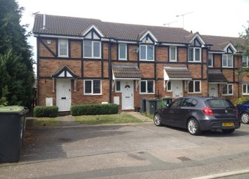 3 bed end terrace house to rent in Swan Mead, Luton, Beds LU4