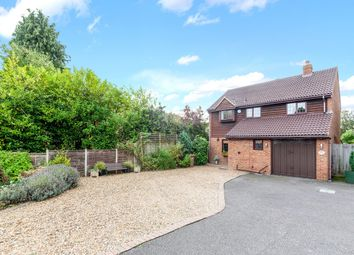 Thumbnail 4 bed detached house for sale in Fleetwood Close, Tadworth