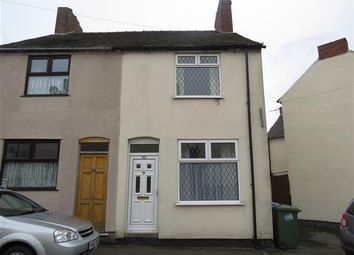 Thumbnail 2 bed semi-detached house to rent in Stafford Street, Heath Hayes, Cannock
