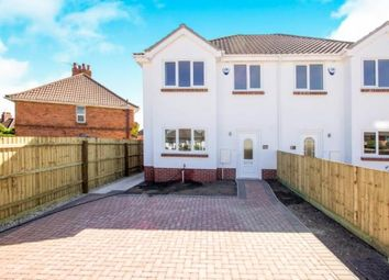 Thumbnail 3 bedroom semi-detached house for sale in Hamworthy, Poole, Dorset