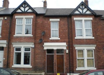 Thumbnail 3 bed flat to rent in Sandringham Road, South Gosforth, Newcastle Upon Tyne