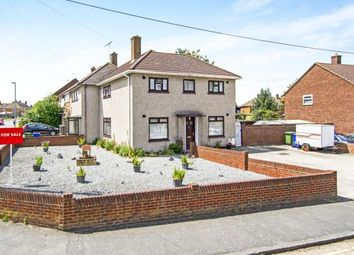 Thumbnail 4 bedroom end terrace house for sale in Aveley, South Ockendon, Essex