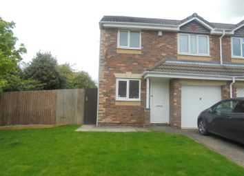 Thumbnail 3 bedroom semi-detached house for sale in Reynolds Drive, Oakengates, Telford