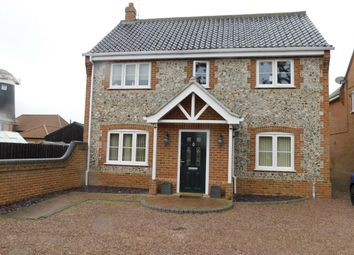 Thumbnail 4 bed detached house to rent in Mill Road, Frettenham, Norwich