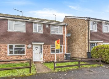 Thumbnail 3 bed end terrace house for sale in Thatcham, West Berkshire