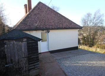 Thumbnail 2 bed detached bungalow to rent in Barnfield, Crediton