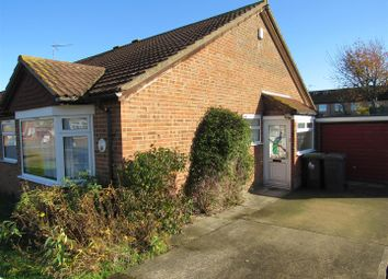 Thumbnail 2 bed semi-detached bungalow for sale in Woodland Road, Herne Bay