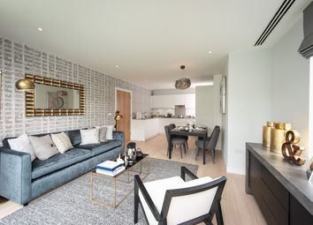 Thumbnail 2 bed flat for sale in Morello, Cherry Orchard Road, Croydon, Surrey