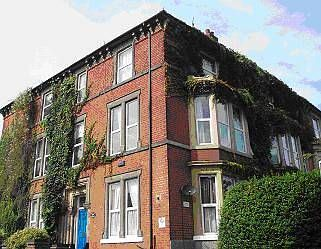 Thumbnail 2 bed flat to rent in Mansfield Road, Carrington