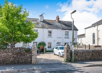 Thumbnail 3 bed terraced house for sale in Salcombe Hill Road, Sidmouth, Devon