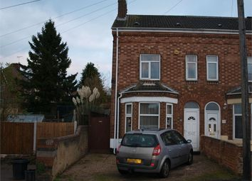 Thumbnail 2 bed semi-detached house for sale in Rosliston Road, Burton-On-Trent, Staffordshire