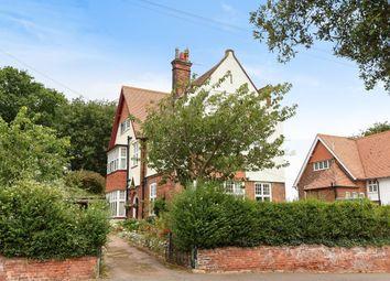 Thumbnail 7 bedroom detached house for sale in Hooks Hill Road, Sheringham