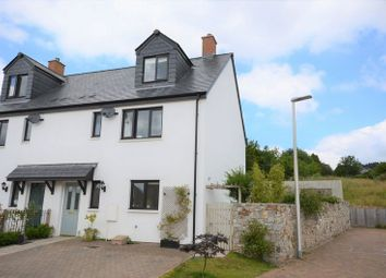 Thumbnail 3 bed semi-detached house for sale in Old Barn Drive, Moretonhampstead, Newton Abbot