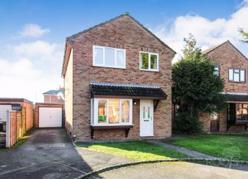 Thumbnail 4 bed detached house for sale in Wolsingham Way, Thatcham