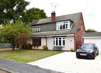 Thumbnail 3 bed semi-detached house for sale in Harvey Road, Farnborough