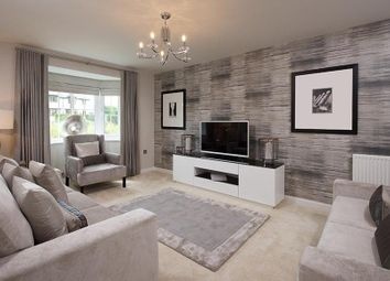 "Thumbnail 4 bed detached house for sale in ""Somerton"" at Inglewhite Road, Longridge, Preston"