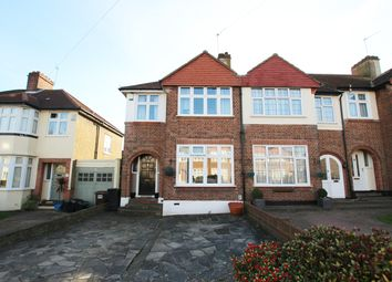 Thumbnail 3 bed semi-detached house to rent in Holmdale Road, Chislehurst