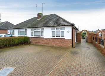 Thumbnail 2 bed bungalow for sale in Clipstone Crescent, Leighton Buzzard