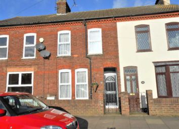 Thumbnail 2 bedroom terraced house for sale in St Thomas`S Road, Stopsley, Luton
