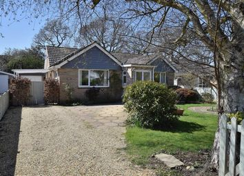 Thumbnail 3 bed detached bungalow for sale in Gainsborough Avenue, New Milton