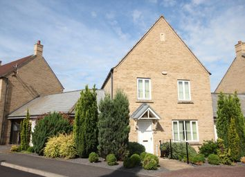 Thumbnail 4 bedroom link-detached house for sale in Collier Close, Ely