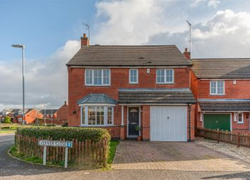 Thumbnail 4 bed detached house for sale in Vernier Close, Timken, Daventry