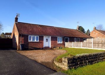 Thumbnail 4 bed semi-detached bungalow to rent in Greenfields Road, Harrogate