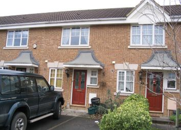 Thumbnail 2 bedroom town house to rent in Constable Close, Keynsham