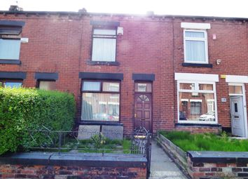 Thumbnail 2 bed terraced house to rent in Curzon Road, Heaton, Bolton