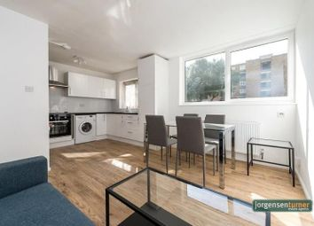 Thumbnail 3 bedroom flat to rent in Sandby House, Brondesbury Road