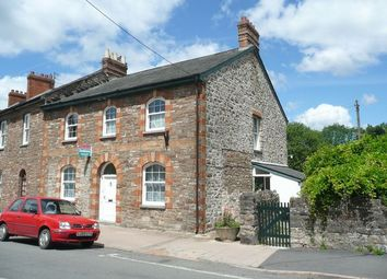 Thumbnail 4 bed semi-detached house to rent in National Terrace, Brook Street, Bampton, Tiverton