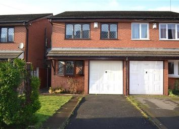 Thumbnail 3 bed semi-detached house to rent in Walsingham Street, Walsall