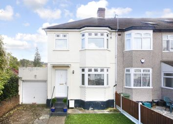 Maida Road, Belvedere, Kent DA17. 3 bed end terrace house for sale