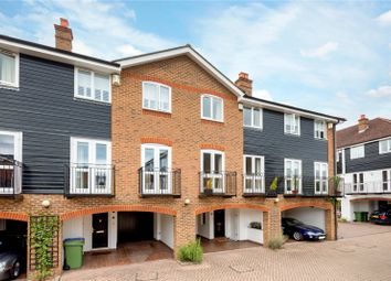 Thumbnail 4 bed property for sale in Harvest Lane, Thames Ditton, Surrey