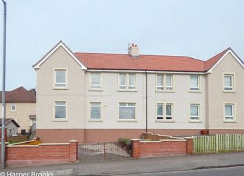 Thumbnail 3 bed flat for sale in Gartlea Road, Airdrie, North Lanarkshire