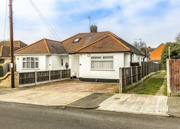Thumbnail 2 bedroom semi-detached bungalow for sale in Burland Road, Collier Row, Romford, Essex, UK