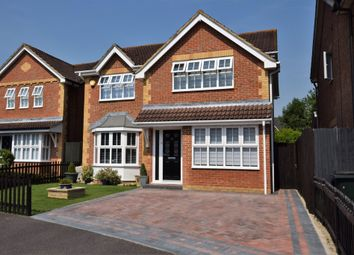 Thumbnail 4 bed detached house for sale in Farrers Walk, Kingsnorth, Ashford