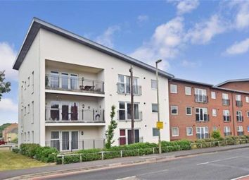 Thumbnail 2 bed flat for sale in Fawn Close, Gosport