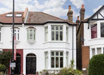 Belmont Hill, London SE13. 3 bed semi-detached house for sale