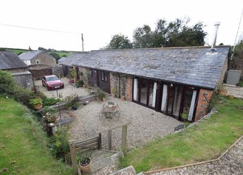 Thumbnail 3 bed barn conversion for sale in The Leat, Stratton, Bude