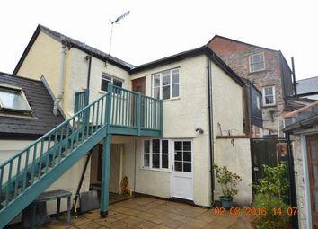 Thumbnail 1 bed flat to rent in High Street, Dulverton