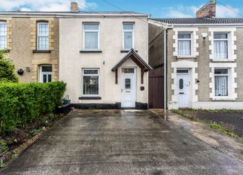 3 bed semi-detached house for sale in Llangyfelach Road, Tirdeunaw, Swansea SA5