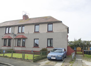 Thumbnail 3 bed flat to rent in 57 Hurkur Crescent, Eyemouth