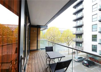 Thumbnail 1 bed flat for sale in Ability Place, 37 Millharbour, London