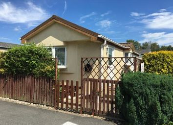 Thumbnail 1 bed mobile/park home for sale in Moorgreen Road, West End, Southampton