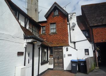 Thumbnail 2 bed flat to rent in Jevington House, High Street, East Grinstead